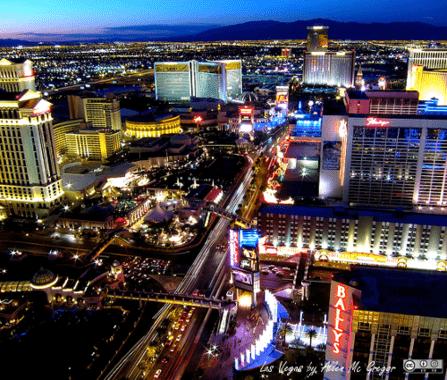 Nomade In World - USA - Las Vegas