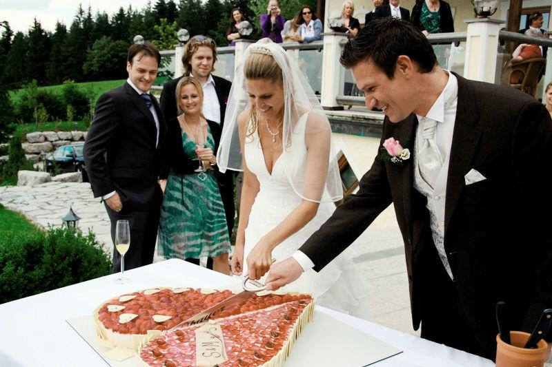 Beispiel: Begleitung durch den ganzen Tag, Foto: Bellas Hochzeitsservice.