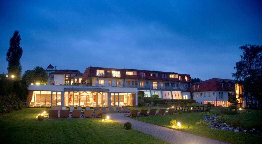 Beispiel: Außenansicht, Foto: Hotel Heinz.
