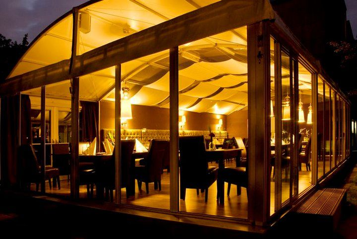 Beispiel: Wintergarten, Foto: Hotel Rolandsburg.