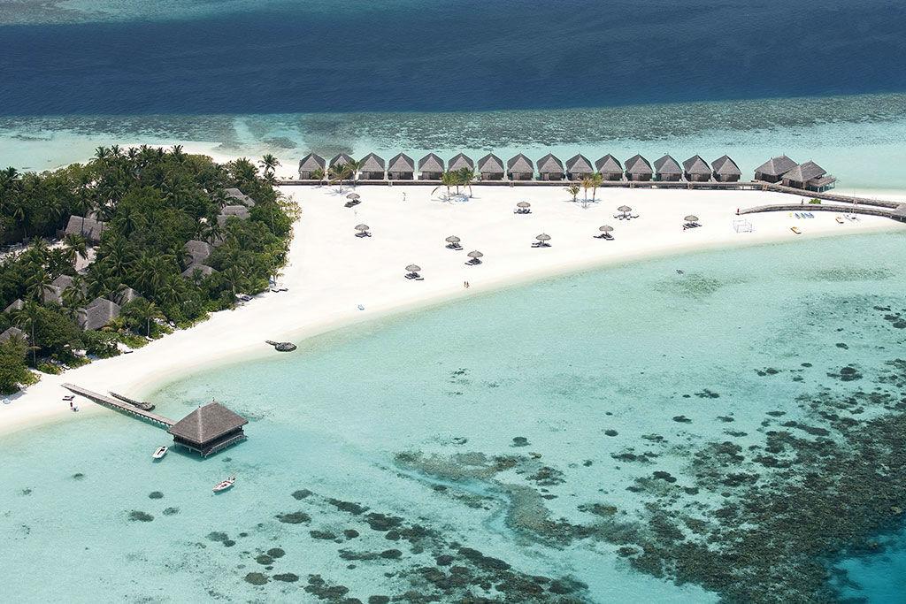 Maldives- Atoll Ari- Hôtel Constance Moofushi 5*