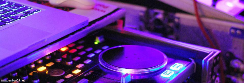 Beispiel: Musikanlage, Foto: DJ Dan - Mobile Disco.