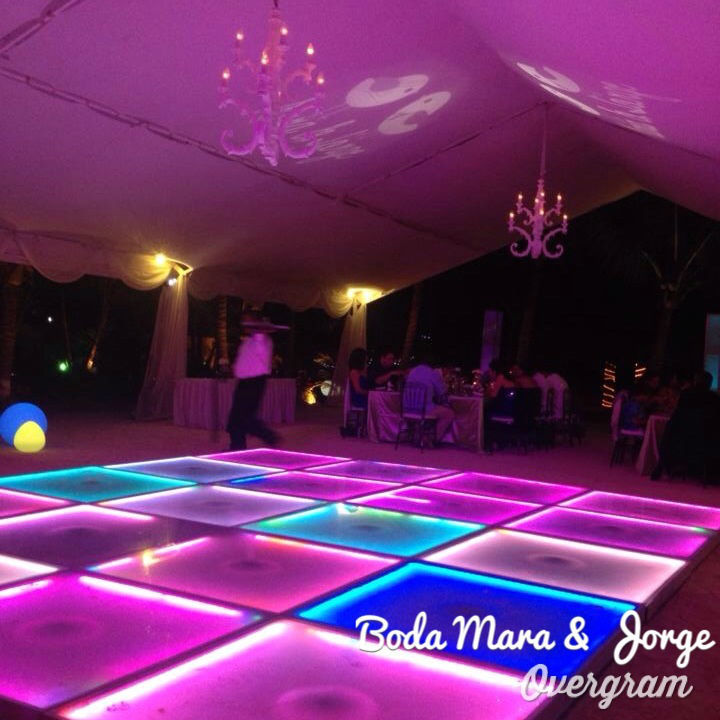 MONTAJE DE BODA EN OCEAN WEDDINGS