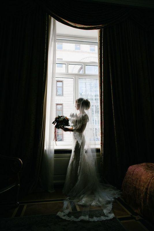 Свадьба Ивана и Натальи