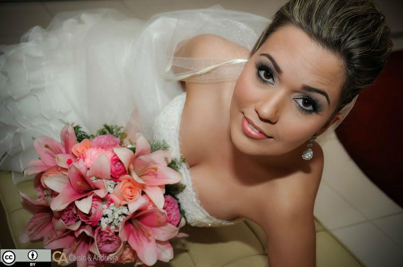 Silvana Maurente Make Up e Penteado Foto: Cássio e Andressa