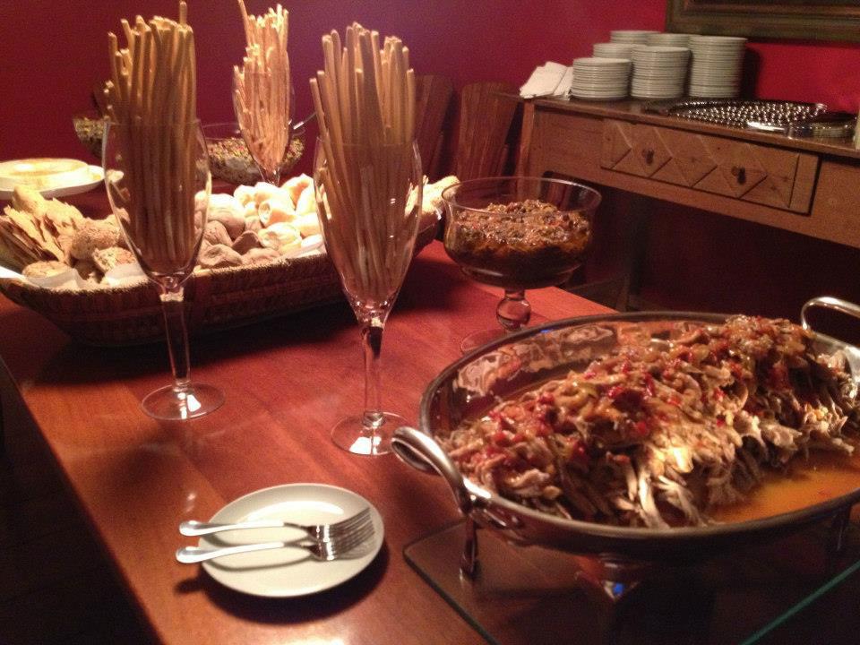 A Três Gastronomia