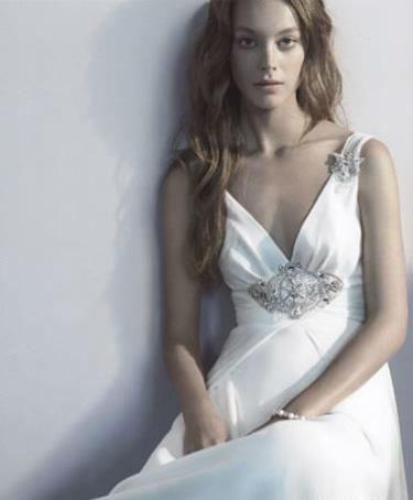 Beispiel: Ihr individuelles Brautkleid, Foto: Traum Braut.
