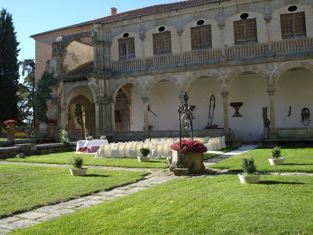 Abadía de Parraces
