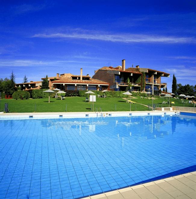 Parador Nacional de Turismo de Segovia.