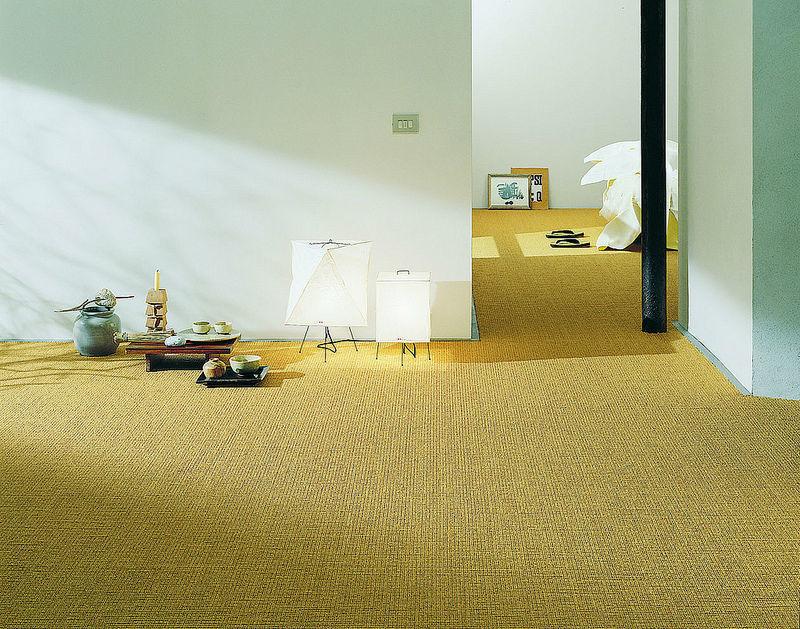 Los Ambientes más cálidos se crean siempre con fibras naturales.