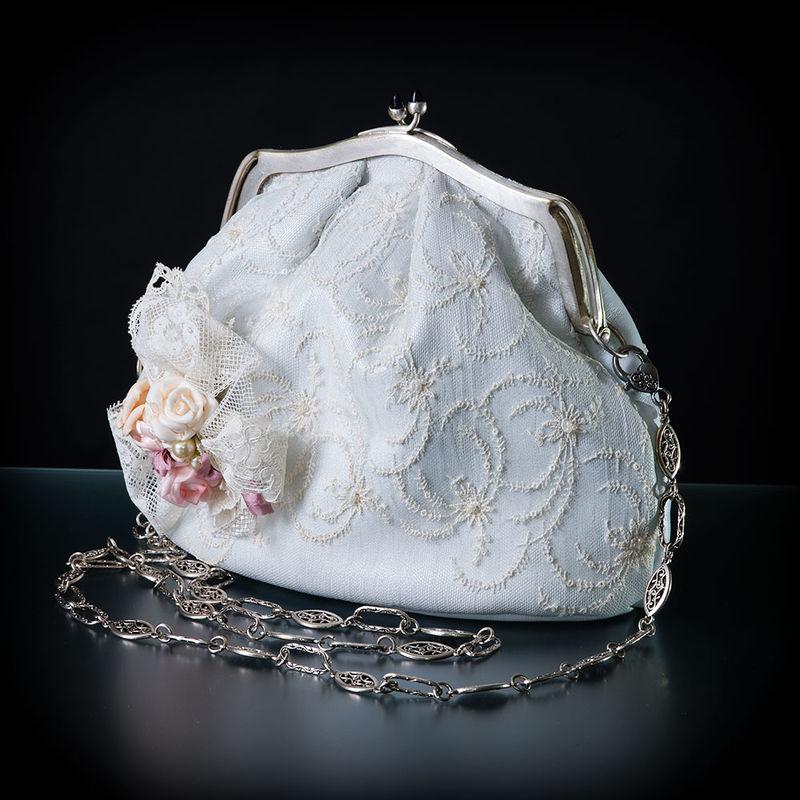 Kollektion 2016 (Bügel Silber, antik) Foto: Andrea Hamer Taschenmanufaktur
