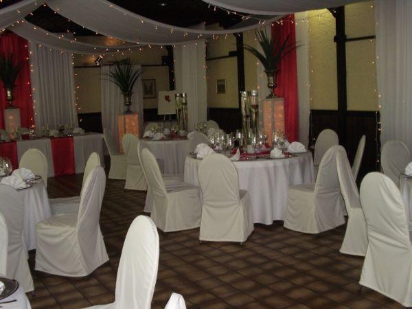 Beispiel: Räumlichkeiten für Ihre Hochzeit, Foto: Landhaus Klosterwald.