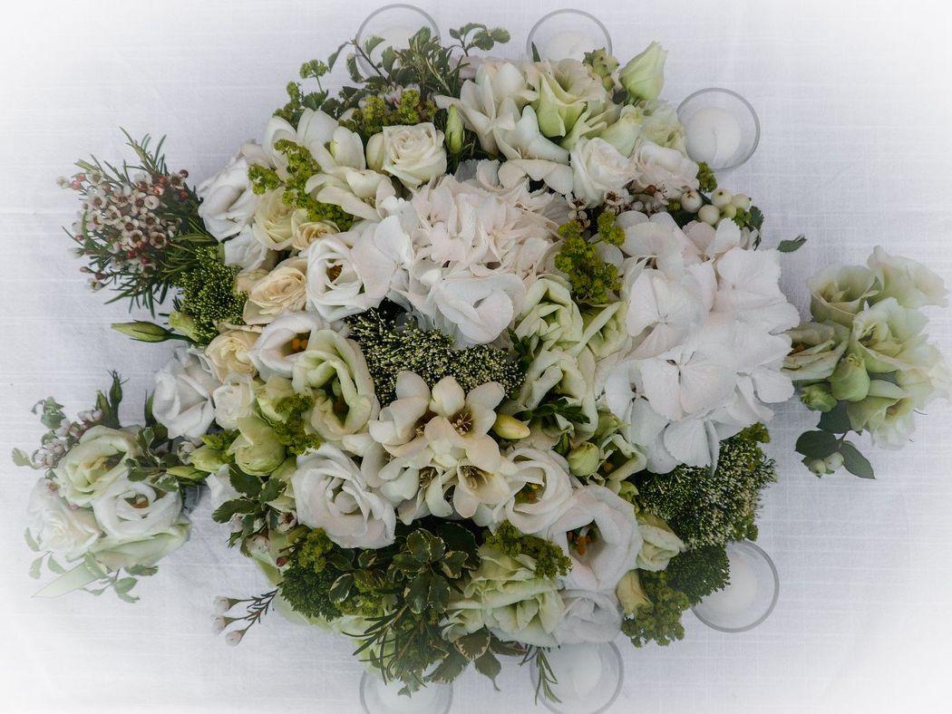 Tania Muser Giardino floreale