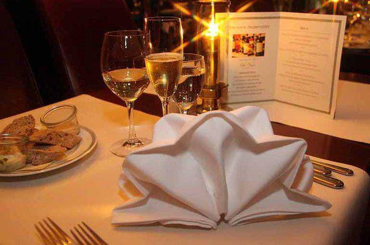 Beispiel: Tischdekoration, Foto: Da Vinci.