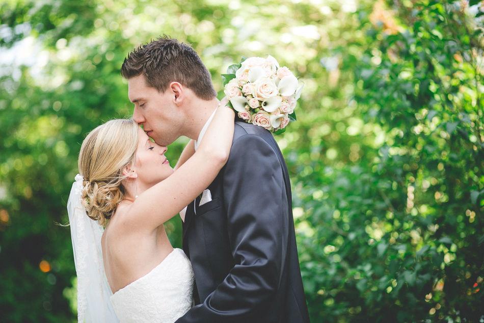 Beispiel: Romantische Hochzeitsfotos, Foto: Linse 2.
