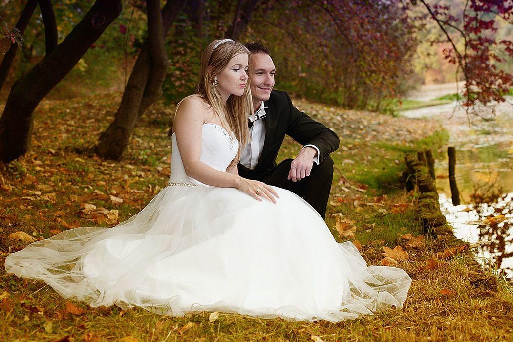 Anna i Paweł - kochamy wspólne chwile na łonie natury.