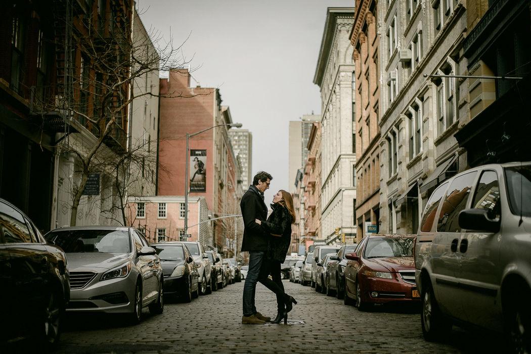 Rafael Melo Photography. Pre boda en Nueva York.