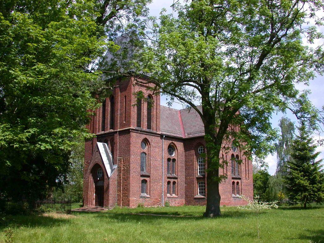 Dorfkirche Groß-Ziethen