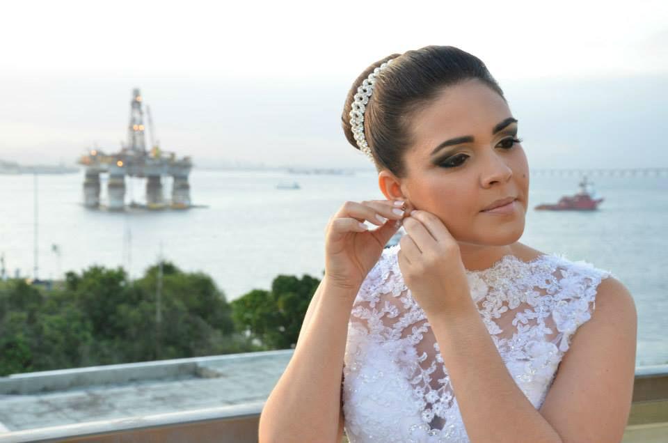 Silvana Maurente Make Up e Penteado Foto: Nilton Chaves