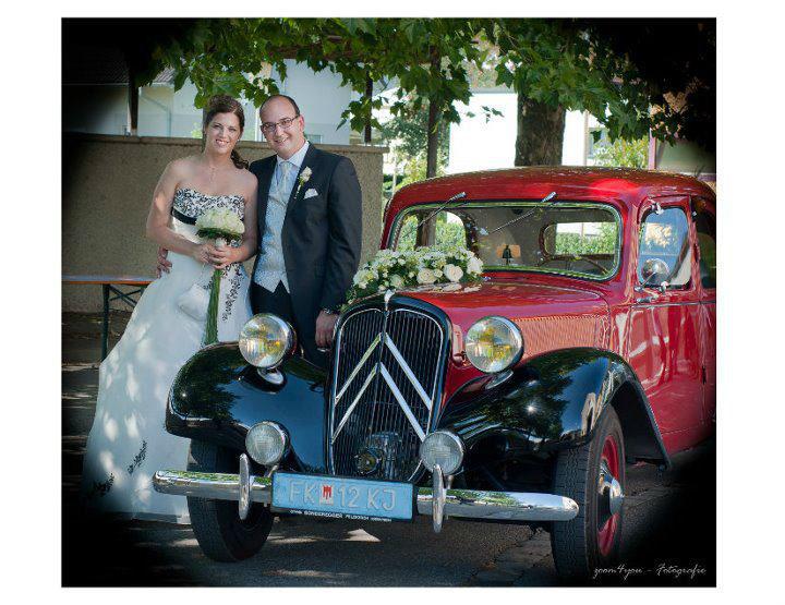 Beispiel: Hilfe bei der Suche nach dem perfekten Hochzeitsauto, Foto: Die Hochzeitsfeen.