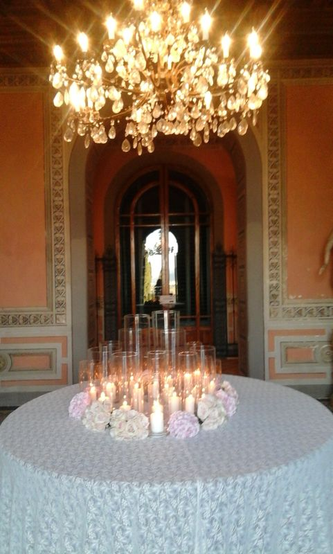 Villa Castelletti- Ingresso