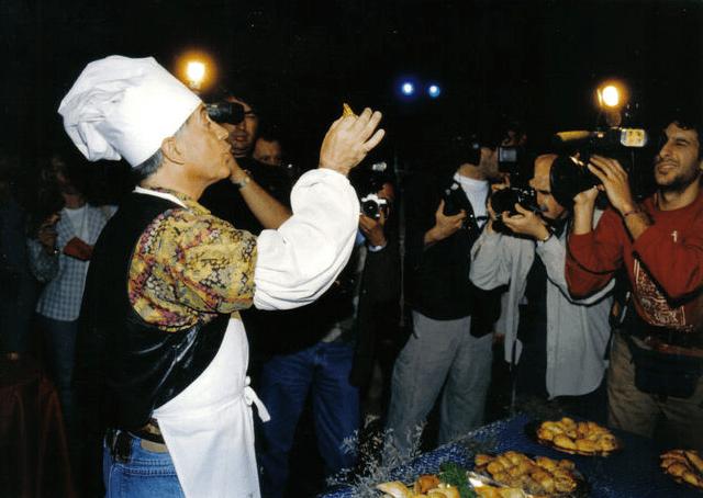 Pipiripao catering