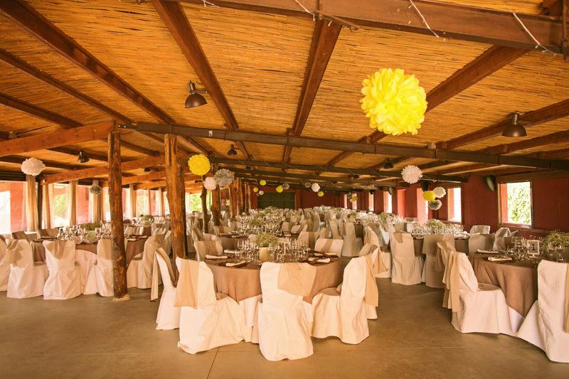 Dandelion Events Decoración Salón