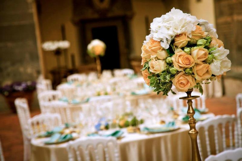 Franci's Flowers Wedding design