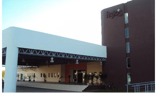 Centro de eventos - Foto Figlos Los Mochis