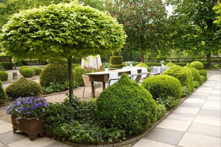 Beispiel: Hotelgarten, Foto: Hotel Zur Kloster-Mühle.