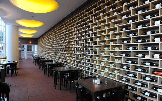 Beispiel: Restaurant, Foto: Ludwig im Museum.