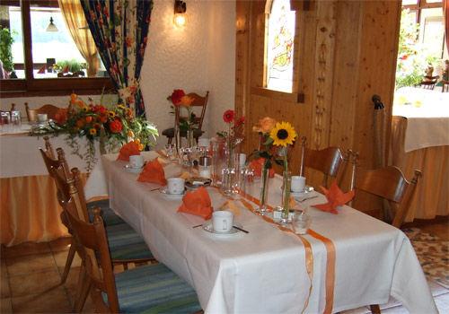 Beispiel: Restaurant, Foto: AKZENT Hotel Höhenblick.