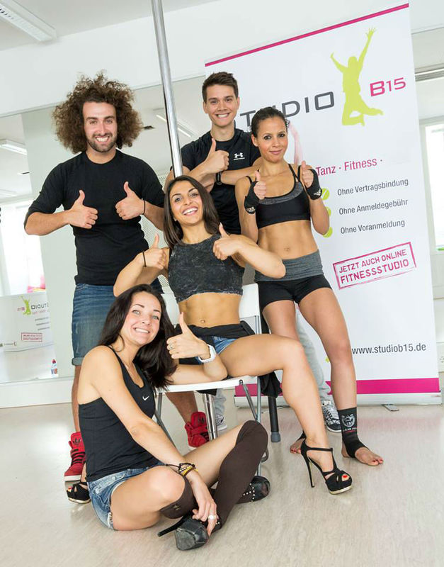 Beispiel: Studio-Team, Foto: Studio B15.