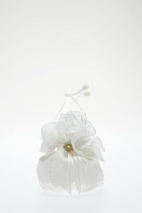 Beispiel: Brautbeutel, Foto: Sposa Vienna.