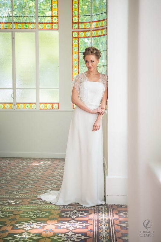 robe FRIGOLET - collection  Mariées de Provence 2017
