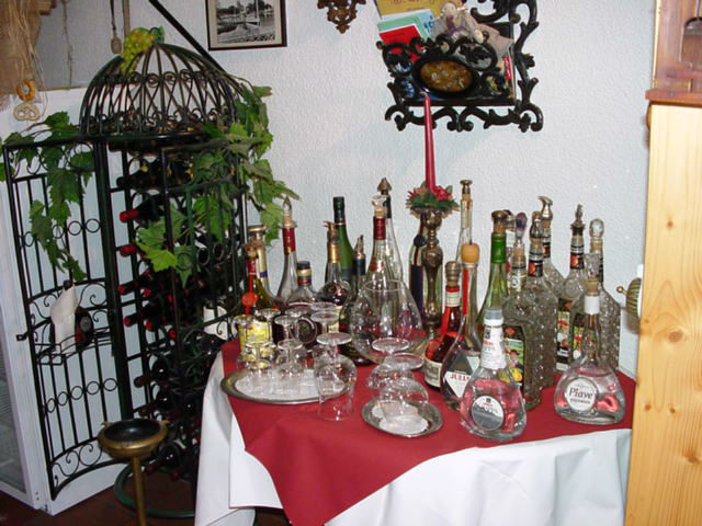 Beispiel: Innenraum - Restaurant, Foto: Landhaus Schwerin.