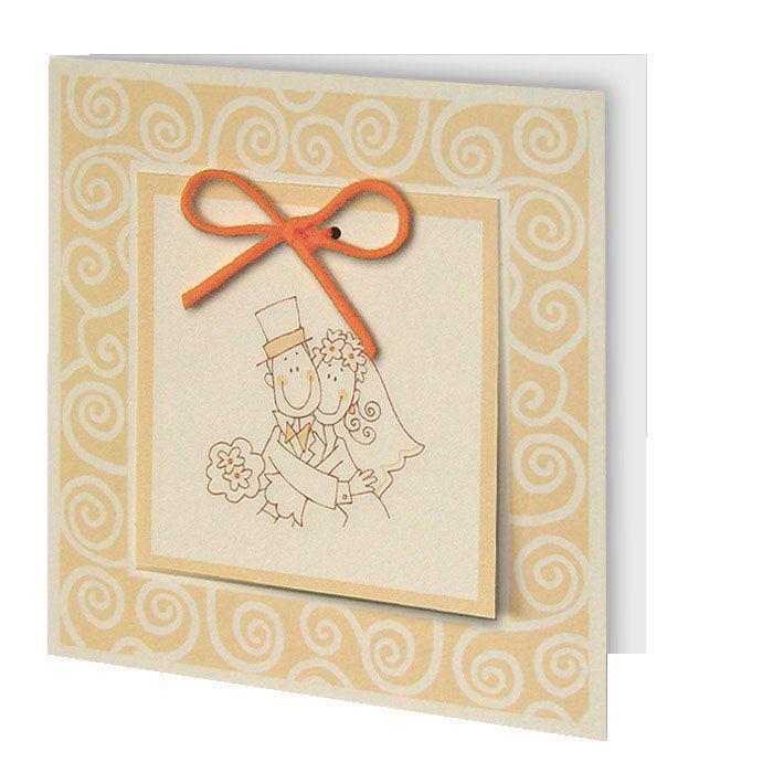 Beispiel: Einladungen zur Hochzeit, Foto: Kartenzia.