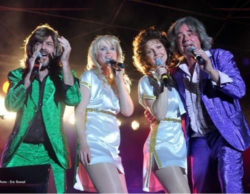 Beispiel: Bandmitglieder, Video: Absolutely ABBA.