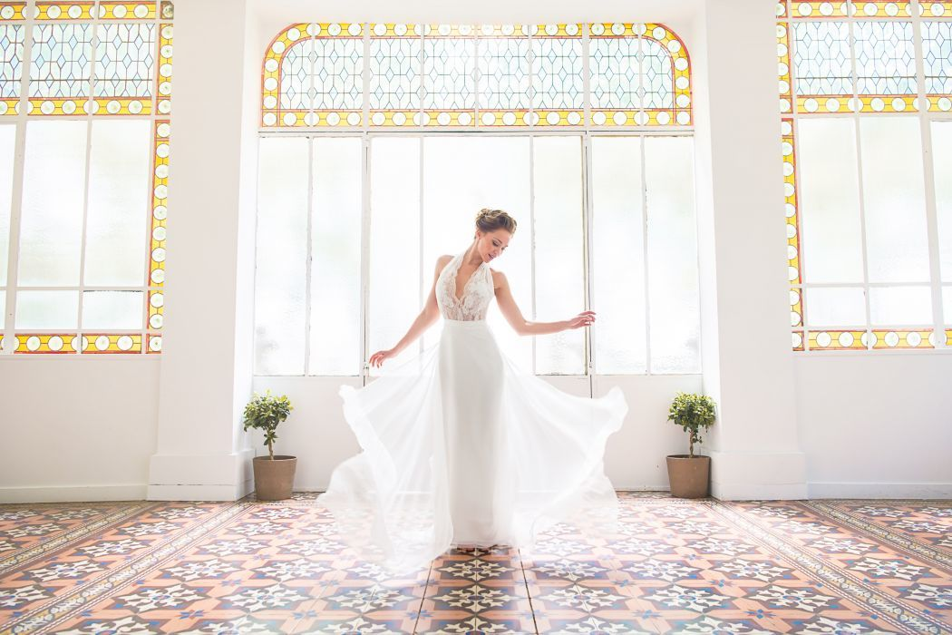 Collection Mariées de Provence 2017 - modèle SEDUCTION