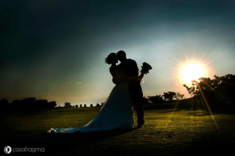 Fotografía profesional de bodas - Foto Casa Fragma