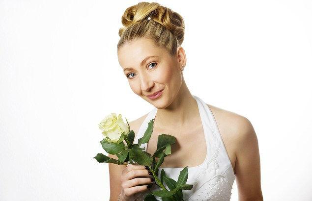 Beispiel: Rund-um Service für die Braut, Foto: glam appeal style.