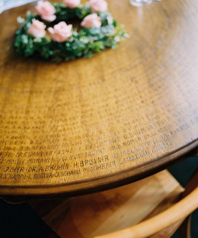 Beispiel: Restaurant mit Flair, Foto: Safran Zunft.