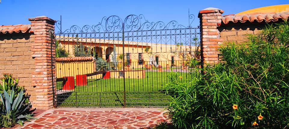 Ex-Hacienda de Arandas en Guanajuato