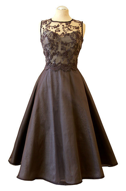 Beispiel: Kleider aus edlen Stoffen, Foto: Bonney & Kleid.