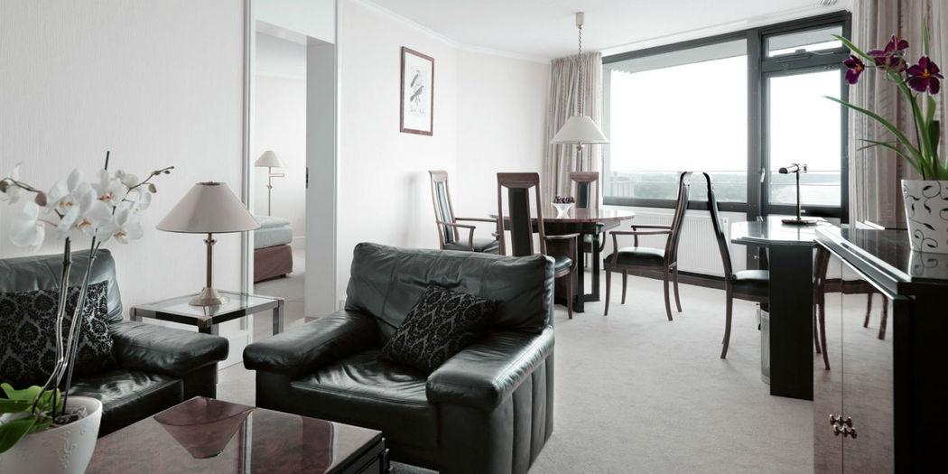 Beispiel: Zimmer, Foto: Hotel Neptun.
