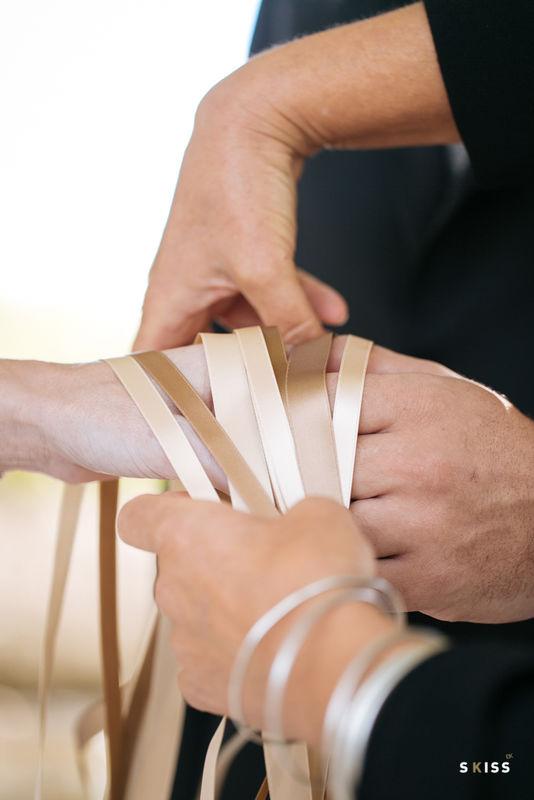ceremonie de mariage, ceremonie laique, ruban ceremonie, ceremonie en exterieur, mariage bordeaux, mariage sud de la france