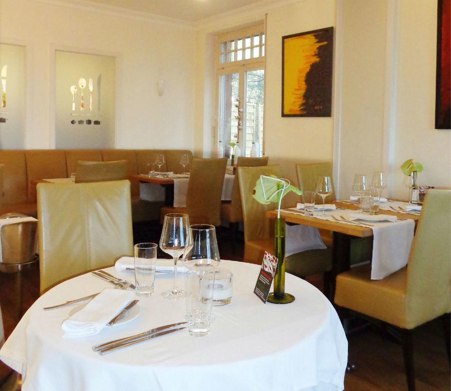 Beispiel: Untere Etage, Foto: Restaurant Quack.