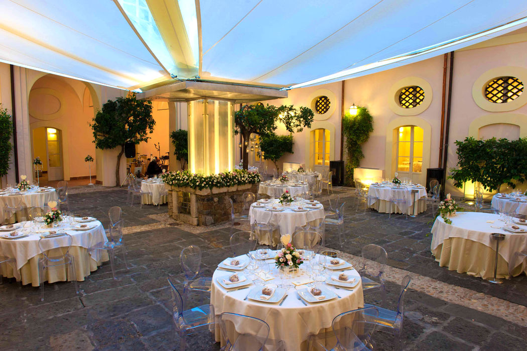 Castello Ducale Castel Campagnano matrimoni caserta