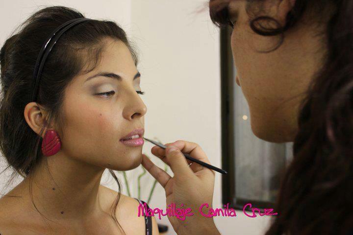 Maquillaje Camila Cruz