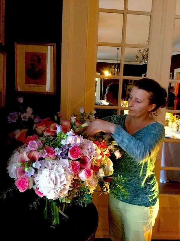 La Broc & Fleurs: making of